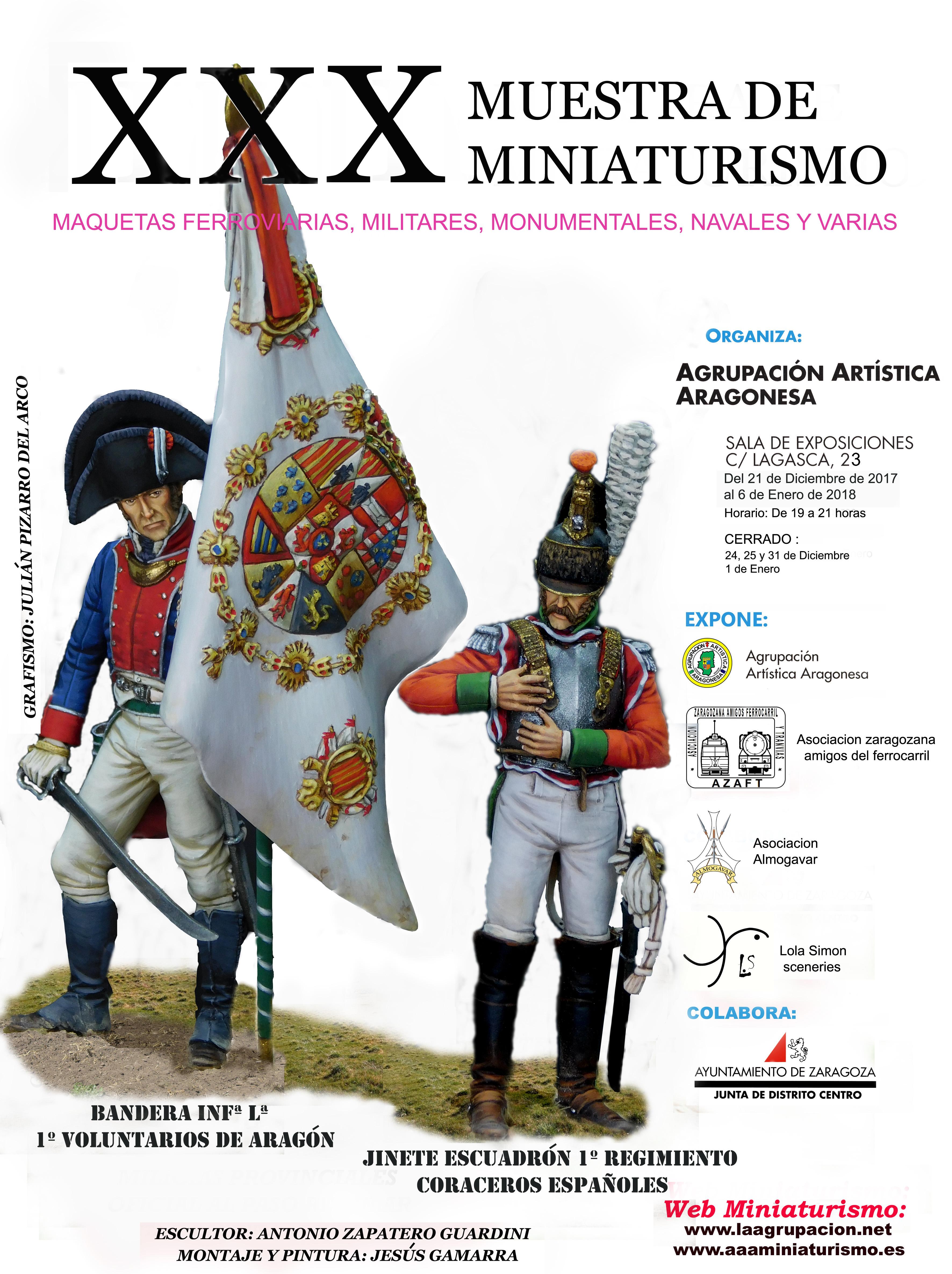 XXX Muestra de Miniaturismo
